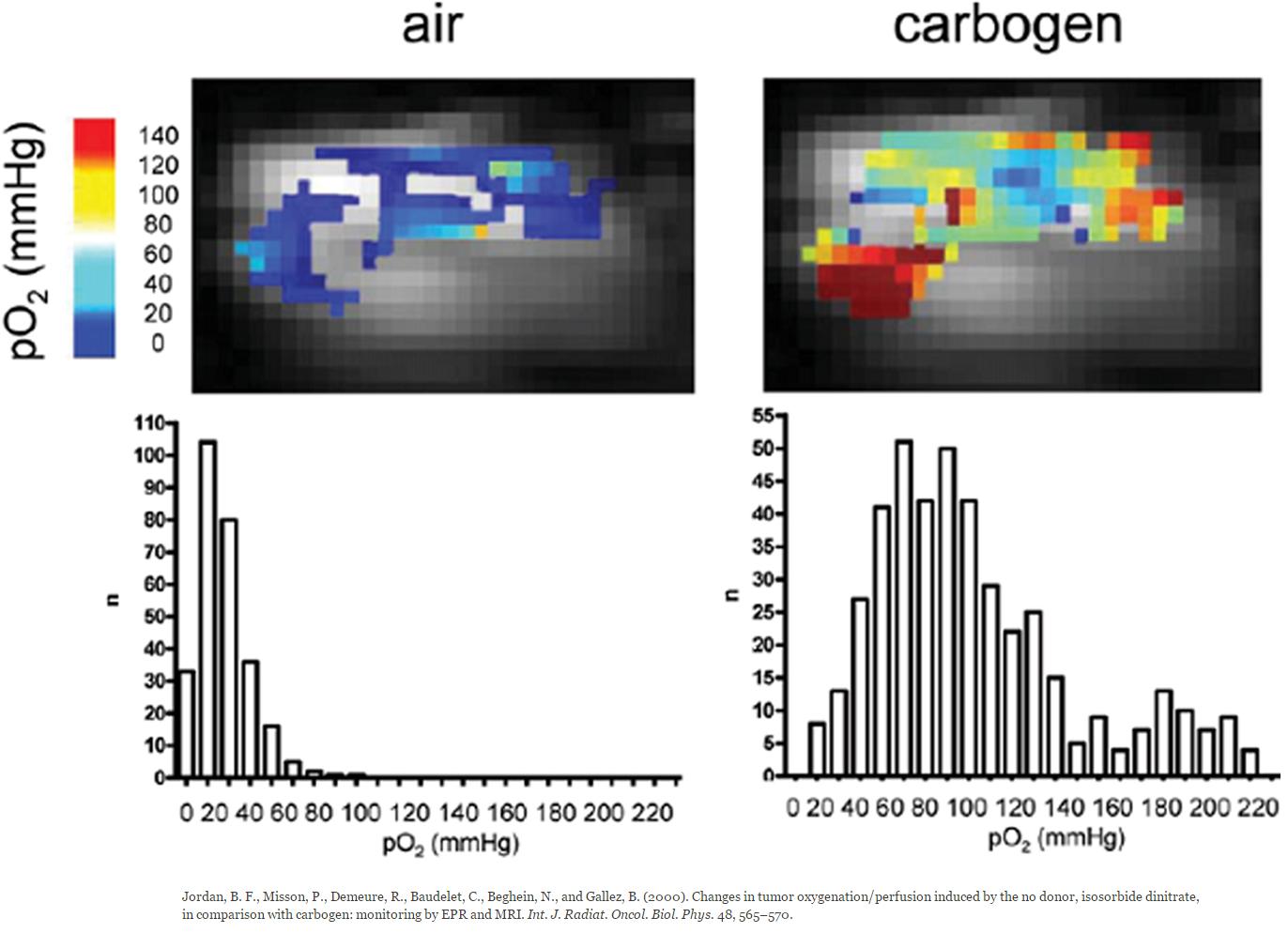 carbogen vs air